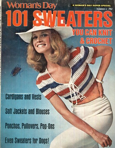 Womans Day 101 Sweaters - Woman's Day 101 Sweaters Number 4 1971