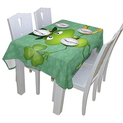 Amazon.com: baihuishop Happy St.Patrick\'s Day Cute Frog ...