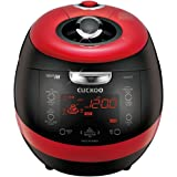 Cuckoo Electric Induction Heating Pressure Rice Cooker CRP-HZ0683FR (Red)