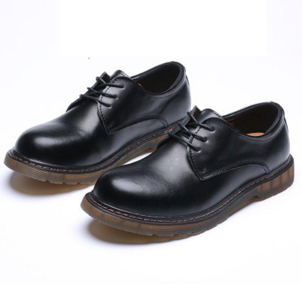 Fenghezhanouzhou Fenghezhanouzhou Fenghezhanouzhou Schuhe Herren Männer Loafer Schuhe aus echtem Leder Low Top Ankle Stiefel große Kinder Größe verfügbar Gemütlich  6604cc