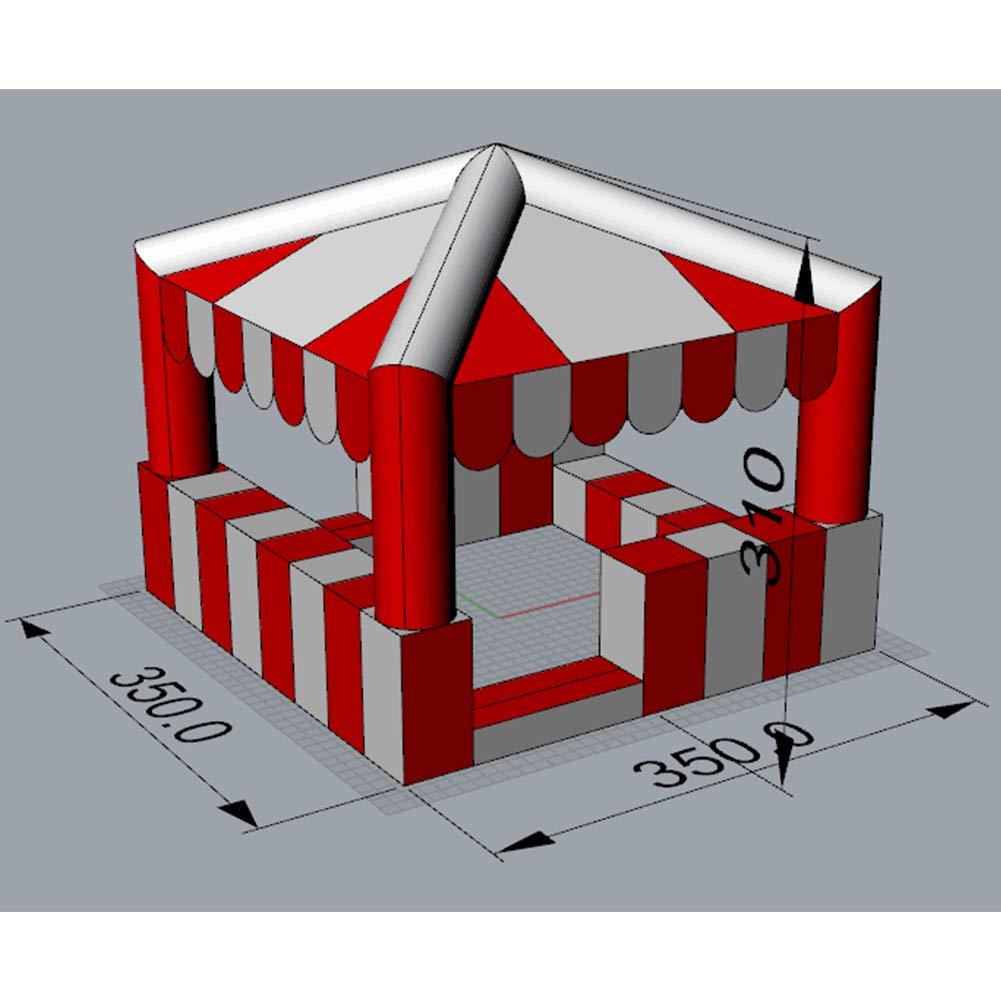 Amazon.com: Sayok - Tienda de campaña hinchable Kiosk ...
