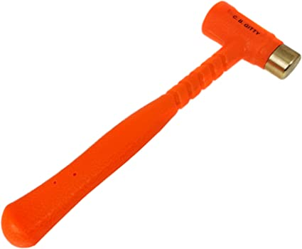 Amazon Com 12 Ounce Brass Head Dead Blow Fretting Hammer Everything Else Get the best deal for dead blow hammers from the largest online selection at ebay.com. amazon com