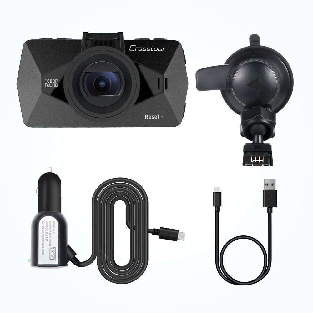 crosstour mini in car dash cam hdr car camera. Black Bedroom Furniture Sets. Home Design Ideas