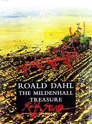 book cover of The Mildenhall Treasure