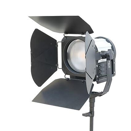 amazon com camtree professional sun 6 tungsten led fresnel light