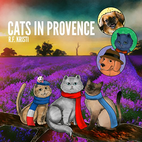 Cats in Provence (Inca Cat Detective Series Book 3)