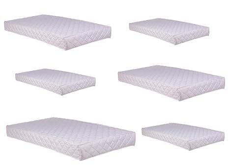 Alta calidad cuna cama colchón 9 tamaños para niños ~ ~ bebé ~ Niño ~ ~