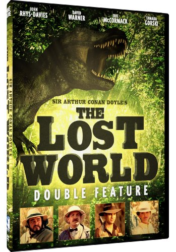 The Lost World - Double Feature Collection: The Lost World - Return to The Lost World (Jurassic Park Dvd The Lost World)