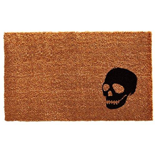 Calloway Mills 153591729 Skull Doormat, 17