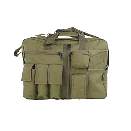 Amazon.com   Olive Green Tactical CARGO BAG - Military Style ... d678702aa9a