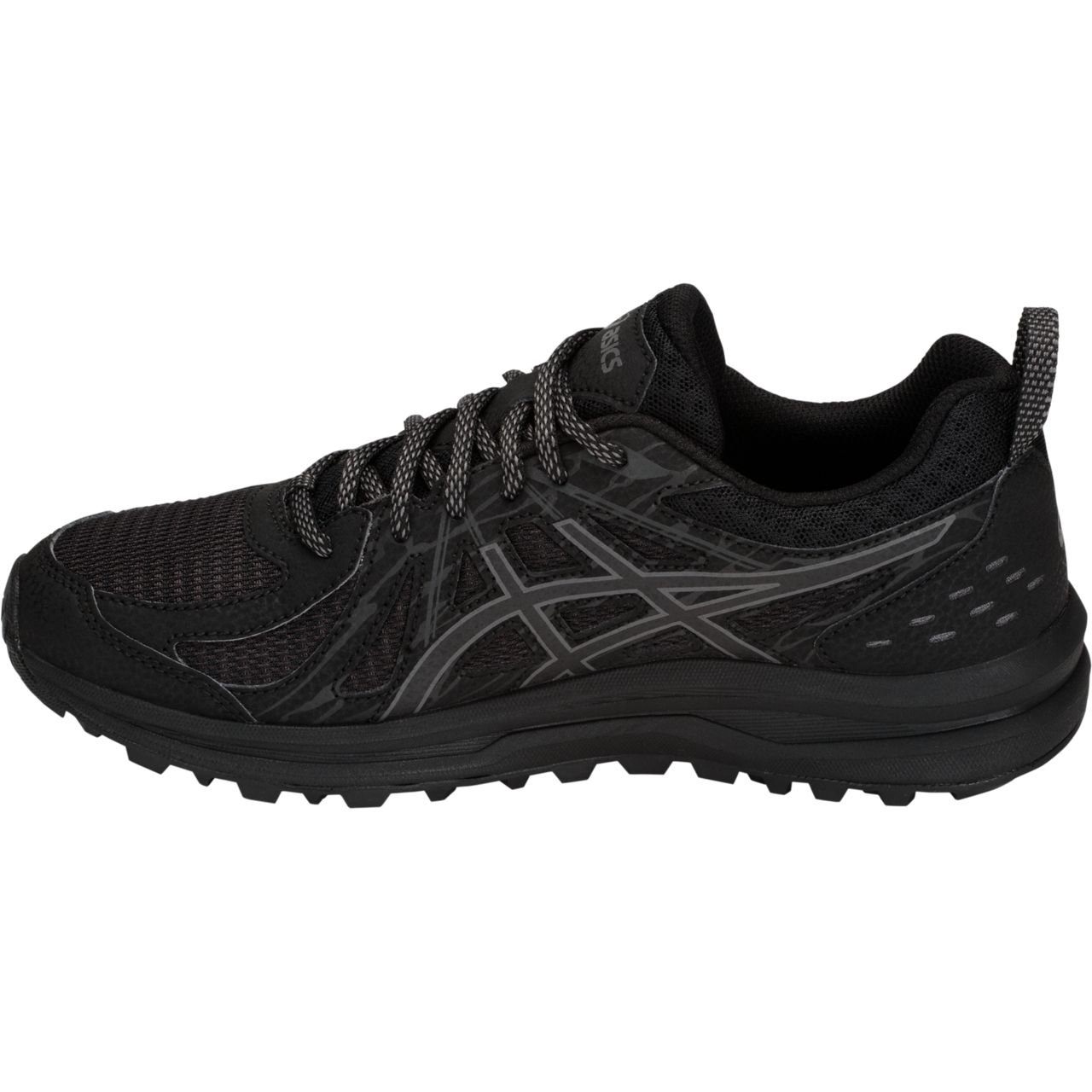 ASICS Women's Frequent Trail D Running Shoe B07884L2B5 6 D Trail US|Black/Carbon 2f8721