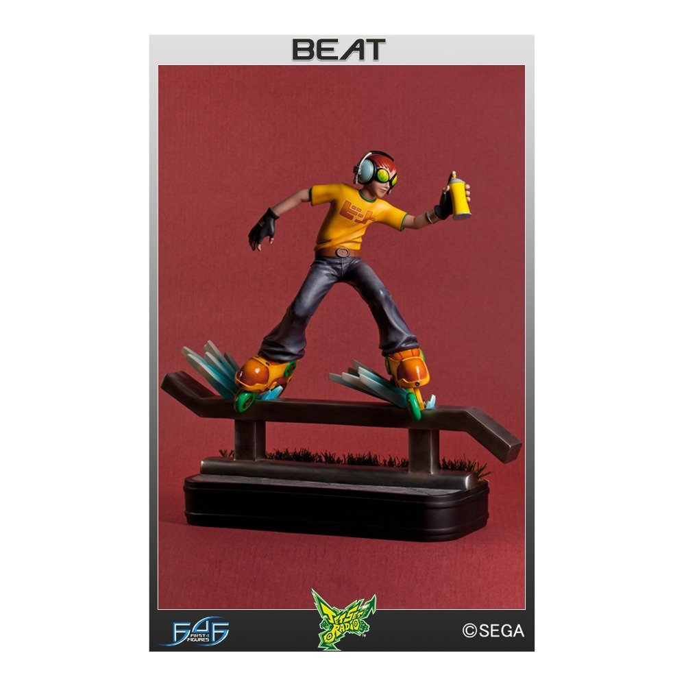 Sega All-Stars Jet Set Radio Beat 1:6 Scale Statue