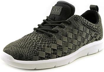 Vans Tesella Mens Size 8.5 Gray Sneakers Shoes 549f67e01f