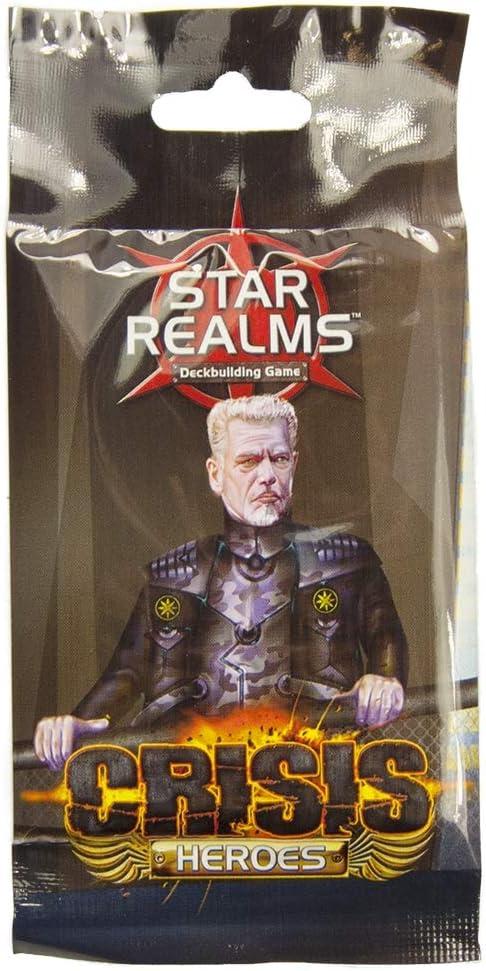 Star Realms: Crisis: Heroes: Amazon.es: Juguetes y juegos