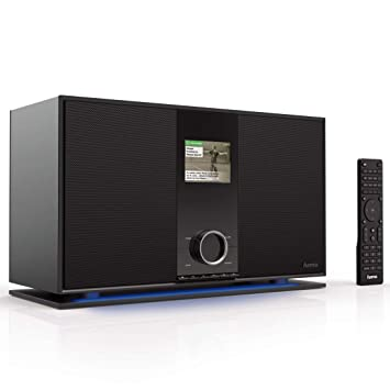 Beau Hama Internetradio Mit 2.1 Soundsystem (Spotify, WLAN/DAB+/UKW/Bluetooth/