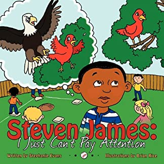 Steven James: I Just Can't Pay Attention