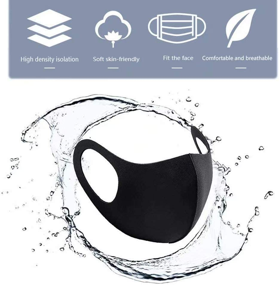 breathable and washable black sdgfd Dust-proof