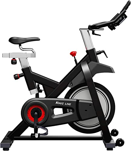 KOUZ LIVE Magnetic Exercise Bike