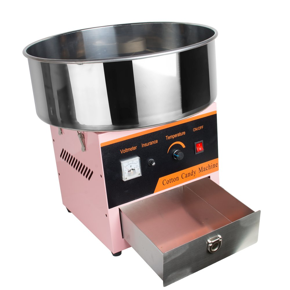 Ovovo Commercial Cotton Candy Machine Electric Cotton Candy Maker for Kids Carnival Party by Ovovo (Image #9)