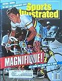 LeMond, Greg 7/30/90 autographed magazine