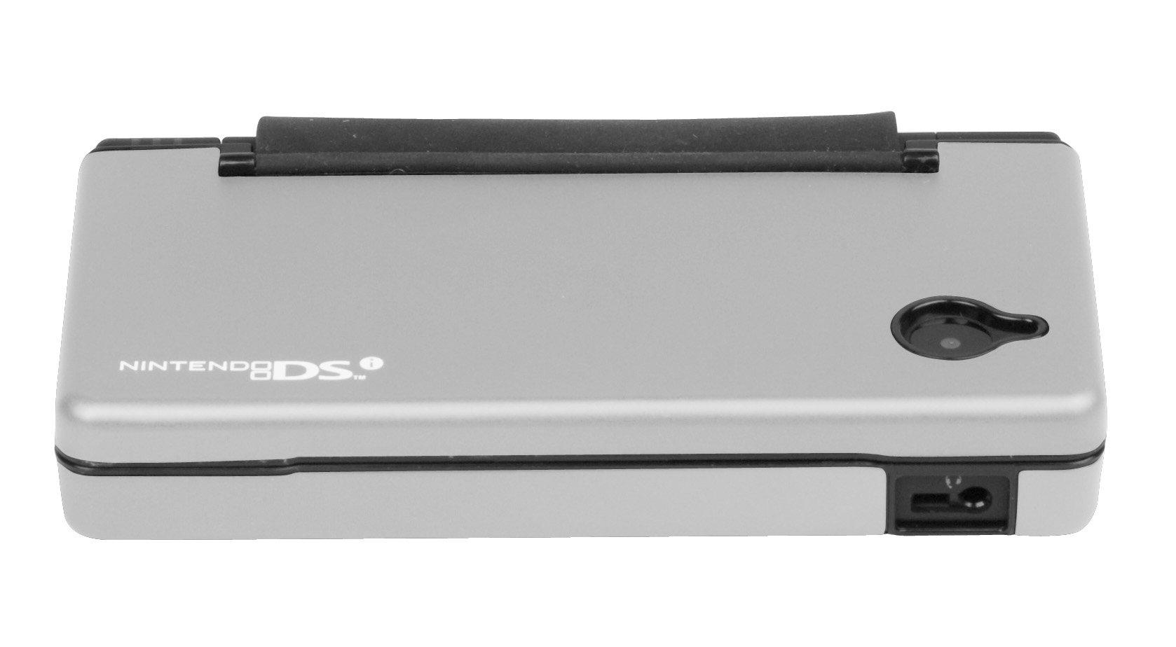 Official Nintendo DSi Play-Thru Guard Case - Silver