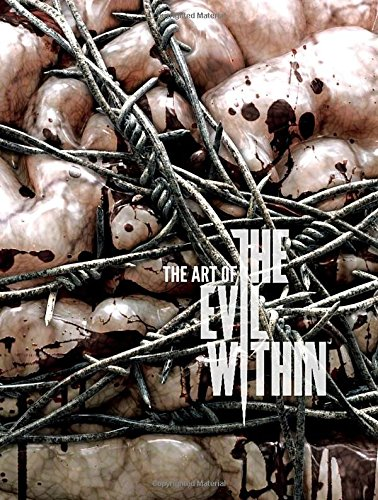 Art of Evil Within - 61Z6abjTwoL - Art of Evil Within