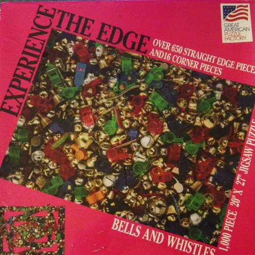 Experience The Edge Bells & Whistles 1000 Piece Jigsaw Puzzle