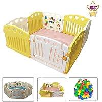 Star Ibaby Play With Me - Parque bebés con 200 bolas, XXL, modelos surtidos