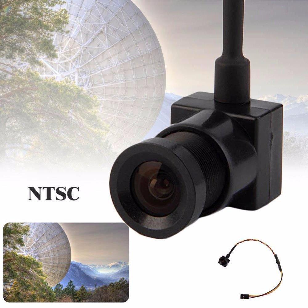 Mini Wide Angle FPV Camera 700 TVL 3.6mm NTSC Recording for Quadcop PI