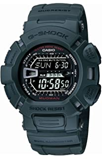 CASIO G-Shock G-9000-3VER - Reloj de caballero de cuarzo,