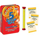 University Games 5 Second Rule Tinned Game