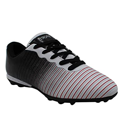 2a2e45a359f2c Huatime Shoes Training Trainers Men - Boys Lace Up Football Shoe ...