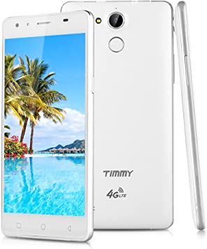 Timmy P7000 Pro - 4G LTE Smartphone Libre Android 5.1 Celular ...