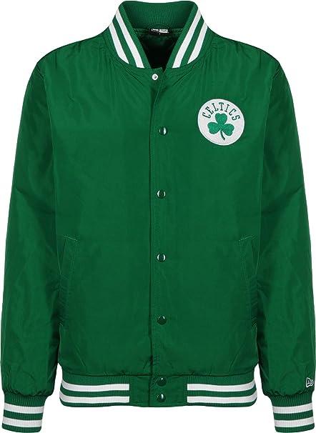 A NEW ERA Era Boston Celtics Chaqueta Bomber: Amazon.es: Ropa y accesorios