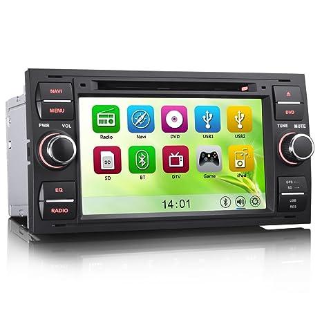 Erisin es7301 m 7 Inch coche Multimedia coche reproductor de DVD estéreo para coche DVD 3
