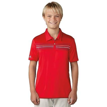 3124220b551738 Amazon.com  adidas Golf Boys MERCH Polo Shirt
