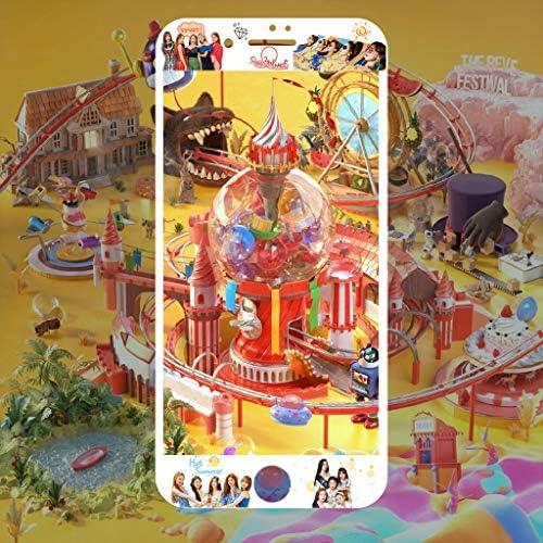 Red Velvet iPhone 携帯電話の保護膜 (iphone 7/8, Red Velvet 携帯電話の保護膜)