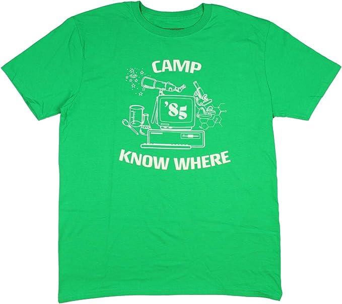 Extraño Cosas Hombres Dustin Camp Saber dónde 85