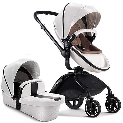 Amazon.com: Byx- Light Luxury Baby Stroller High Landscape ...