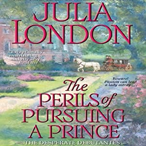 The Perils of Pursuing a Prince Audiobook