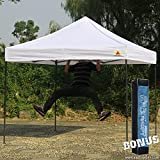(18+ colors)Abccanopy Kingkong-series 10 X 10-feet Commercial Instant ...
