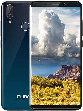 CUBOT J7 (2019) Smartphone Libre 3G para niños, Personas Mayores ...