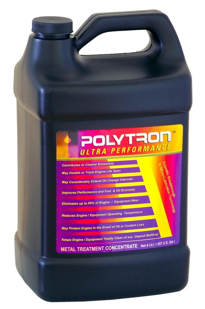 Polytron Metal Treatment Concentrate (MTC) 1 Gallon (4L) Jug - Military Industrial Grade by Polytron