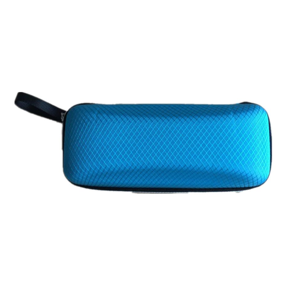 Dosige Brillenetui Sto/ßabsorbierendes Hardcase Brillenbox mit Zipper Sonnenbrillen Schutzh/ülle Hartschale