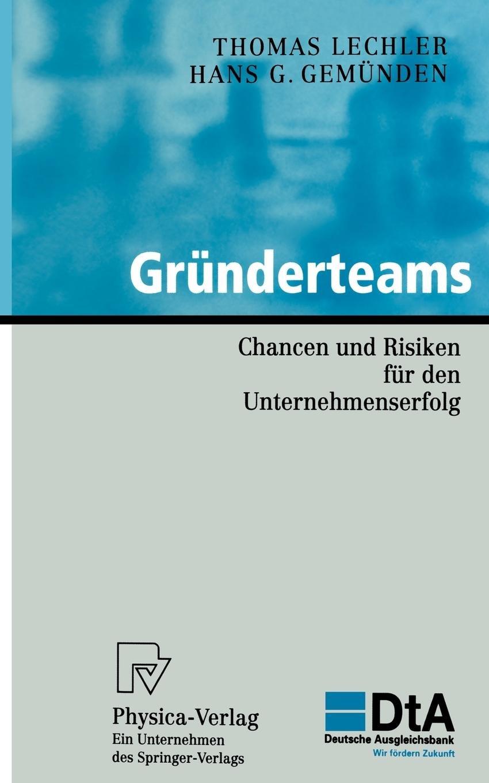 Gründerteams: Chancen und Risiken für den Unternehmenserfolg (KfW-Publikationen zu Gründung und Mittelstand) (German Edition) ebook