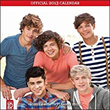 (12x12) One Direction - 2013 Calendar by Browntrout