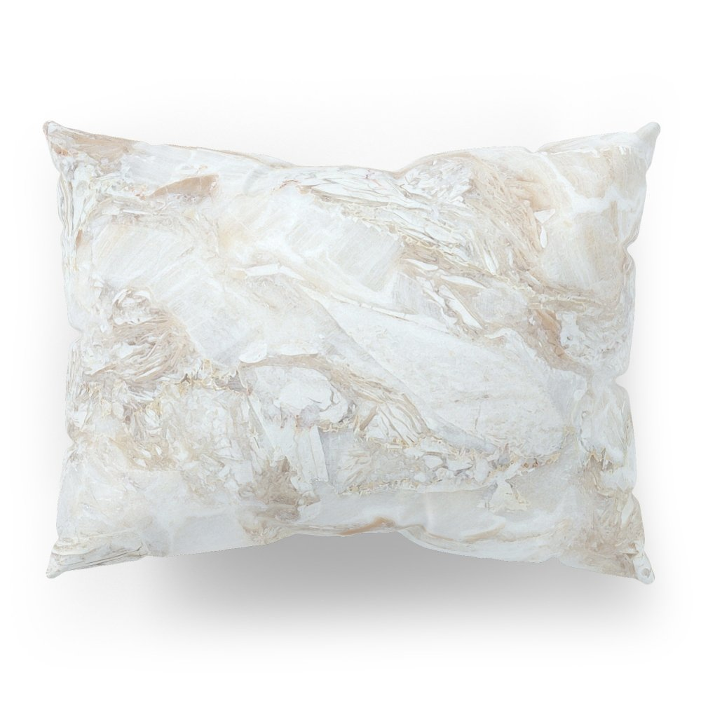 Society6 Classic Marble Pillow Sham Standard (20'' x 26'') Set of 2