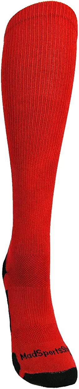 Player Id Jersey Number Socks Over the Calf Length Red and Black