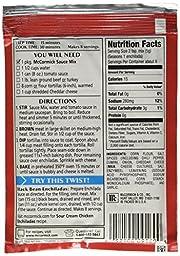 McCormick Enchilada Sauce Mix, 1.5 oz (Pack of 12)