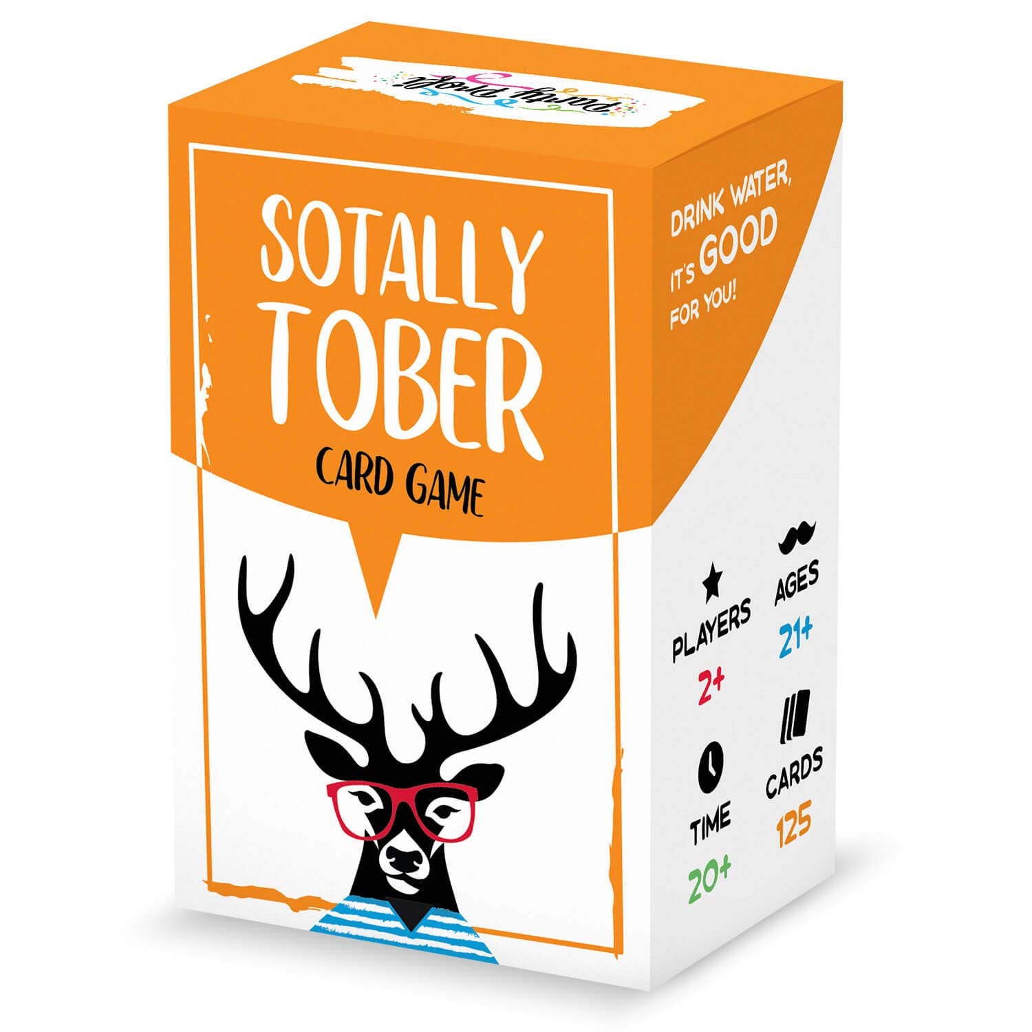 Sotally Tober Drinking Games for Adults - Outrageously Fun Adult Party Card Game